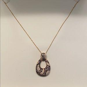 LeVian Chocolate Diamond Necklace